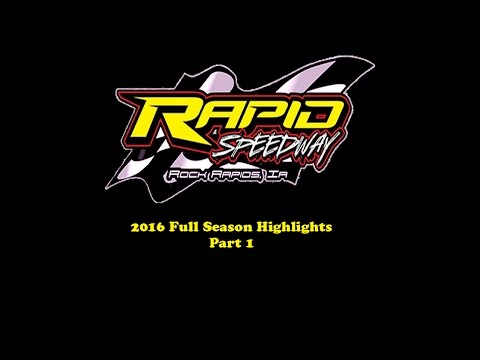 2016 Full Season Highlights Part 1