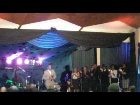 Takie Ndou sings Ntate Ke Mang in East Lynne Hall Pretoria- Bold Art DVD lauch