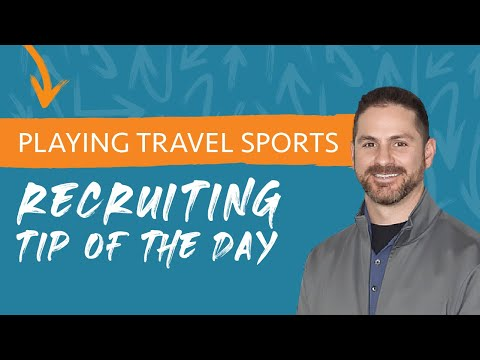 Recruiting Tip of the Day: Do you need to play club or travel sports to get recruited?