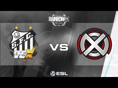 Rainbow Six Pro League - Season 2 - PC - LATAM - Santos Dexterity vs. NoX Gaming - Week 1