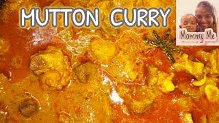 மட்டன் குழம்பு | Mutton curry in Tamil
