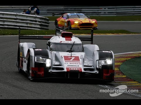 Racing The Audi Team Joest R18 e-tron quattro In Forza 5 Is It The Best?