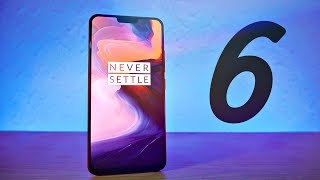 OnePlus 6 - Top 6 NEW FEATURES!!!