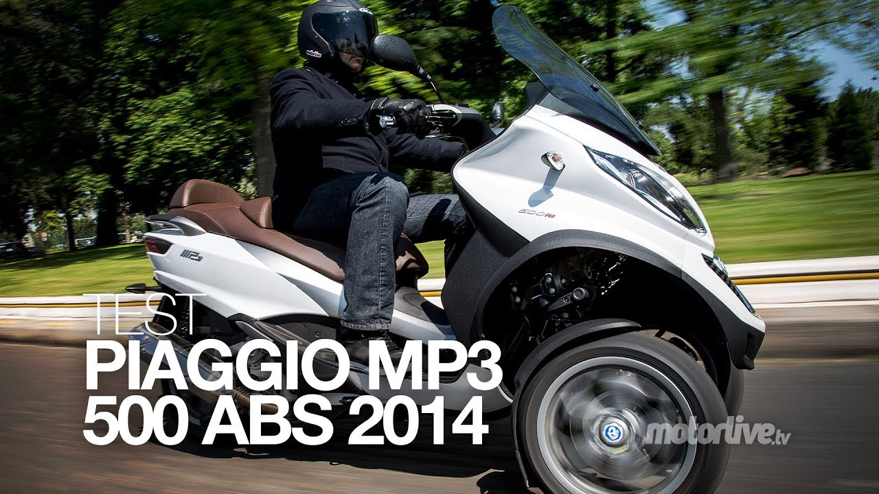 test piaggio mp3 500 lt abs asr 2014 l 39 volution attendue youtube. Black Bedroom Furniture Sets. Home Design Ideas