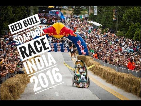 RED BULL SOAPBOX RACE INDIA 2016