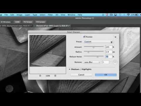 Back to Basics: A Refresher on the Dodge, Burn and Sharpen Tools in Photoshop