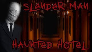 (SLENDER MAN) WE FOUND HIS HAUNTED ABANDONED HOTEL! - EVERYTHING LEFT BEHIND | OmarGoshTV