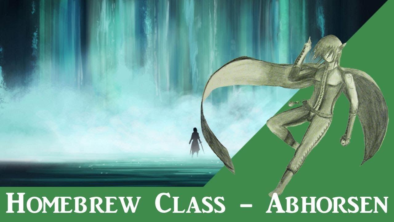 D&D 5e Homebrew | Abhorsen class by Ratharyn
