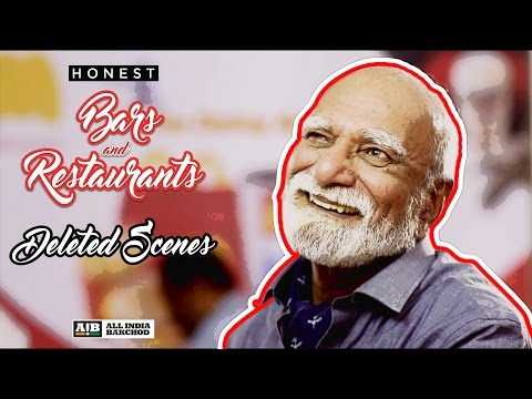 AIB : Honest Bars & Restaurants | Deleted scenes