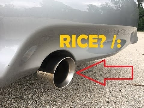 how to install change a muffler 2013 2019 nissan sentra