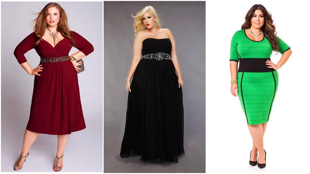 Moda Para Gorditas 2015 Hermosos Vestidos