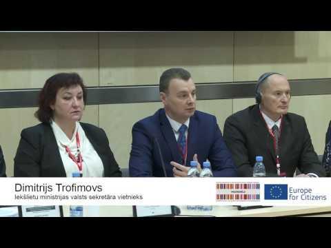 PassworLd Latvia 2016 International Conference / Press Conference