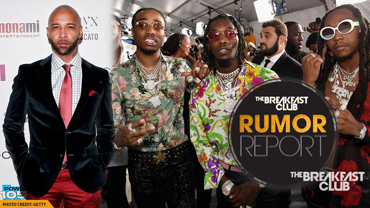 BET Awards: Joe Budden and Migos have tense confrontation over 'Bad and Boujee'