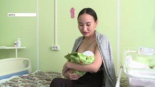 Количество женщин в Якутии, предпочитающих грудное вскармливание, увеличилось в 2,5 раза