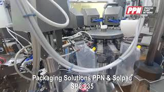 Packaging Solutions. PPN and Solpac SP8S 235