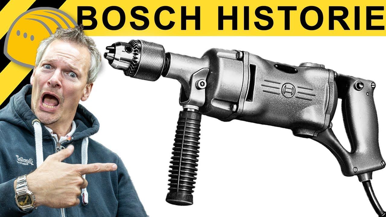 Bosch Powertools Historie Besuch Bei Bosch Elektrowerkzeuge Teil
