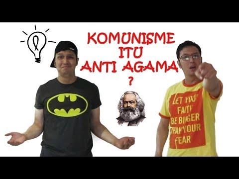 Komunisme itu anti agama ?  Membahas buku Das Kapital dari Karl Marx