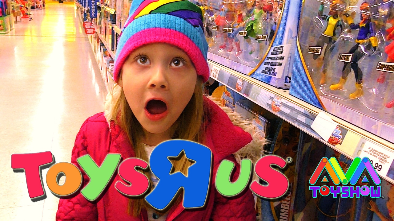 toys r us uk new toys 2017 - YouTube