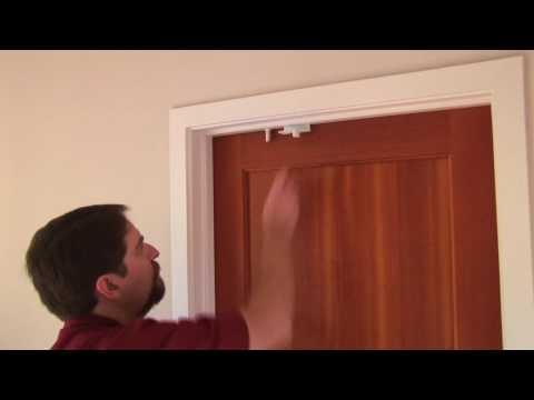 Baby Proof with the Door Top Lock