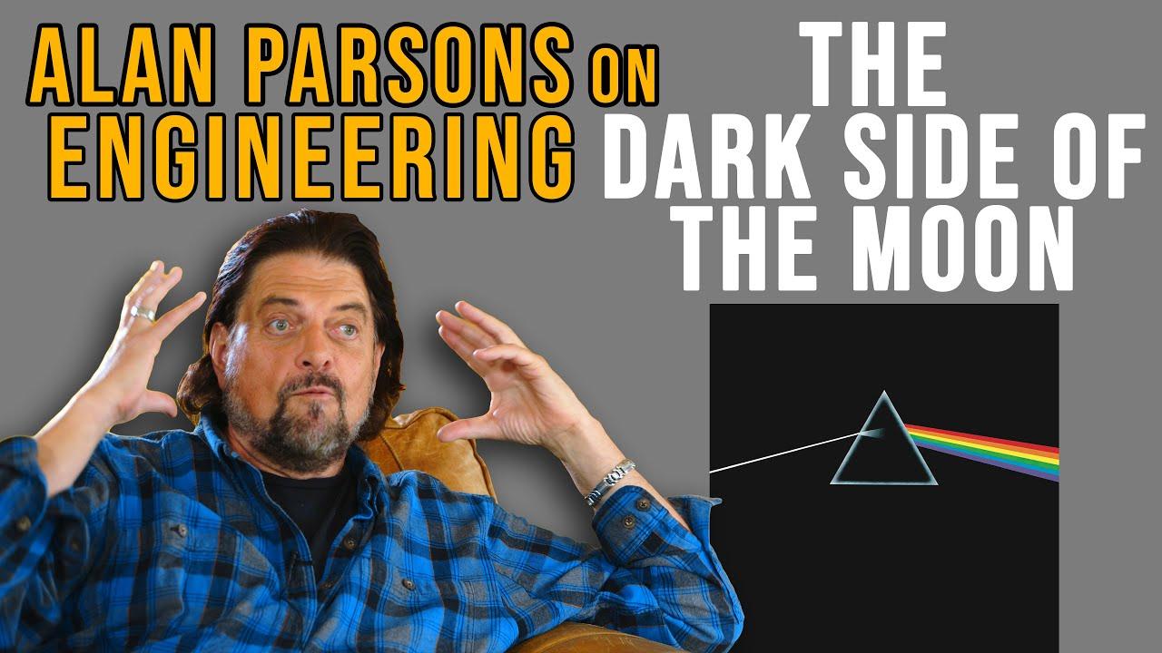 Alan Parsons Story of Pink Floyd Album The Dark Side Of The Moon | Premium | Professor of Rock