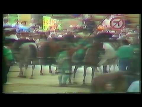 71a Giostra del Saracino 7 settembre 1986