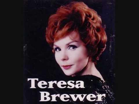 Teresa Brewer  Mockin Bird Hill 1961