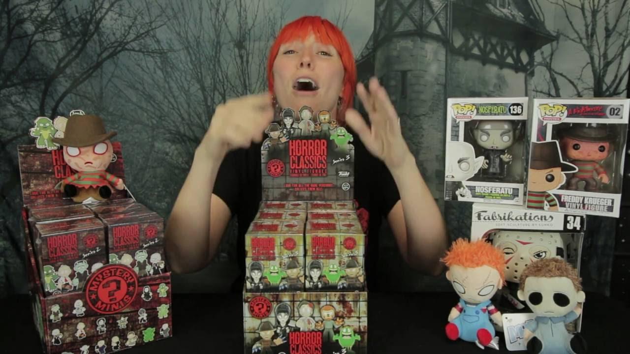 Funko Mystery Minis Horror Classics Series 3 Blind Box