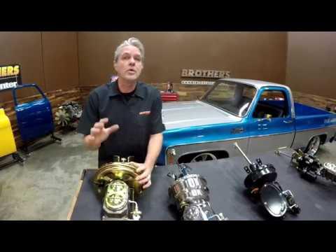 1960-87 Chevy & GMC Truck Power Brake Booster Comparison