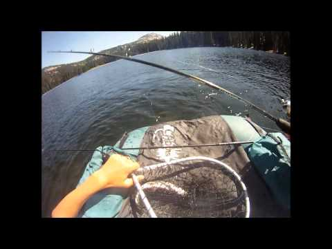 Idaho Fishing- Day 1: Boulder Lake And Boulder Meadows