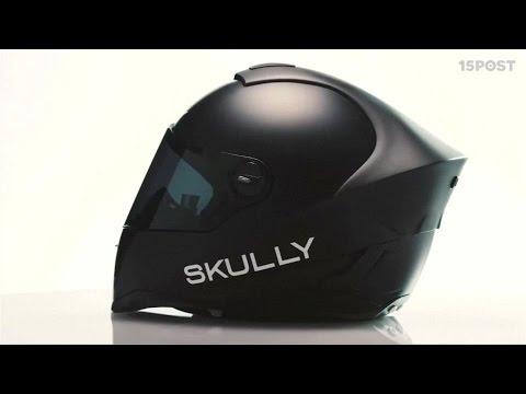 Con este casco inteligente podrás ver hacia todas las direcciones al mismo tiempo - 15 POST