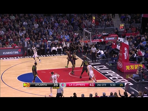 Quarter 2 One Box Video :Clippers Vs. Hawks, 2/15/2017 12:00:00 AM