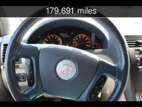 2008 Saturn Outlook Xe Used Cars Great Falls Montana