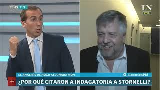Hugo Alconada Mon: ¿Por qué citaron a indagatoria a Stornelli?