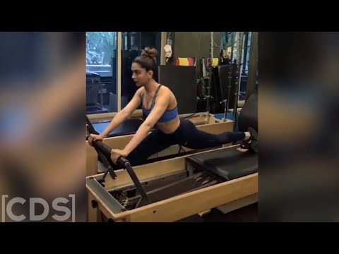 Deepika Padukone's Workout For Padmavati Movie