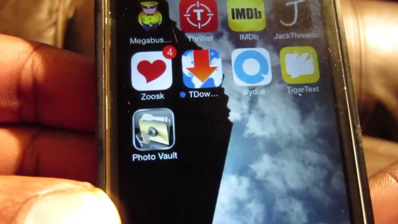 Photo Vault How To Hide Pictures In Your Phone! Youtube