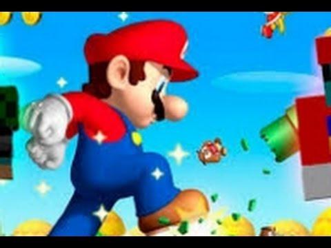 ✔  Супер МАРИО - Спасение ПРИНЦЕССЫ - Super MARIO - Мультик Игра для Детей ✔
