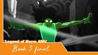 Book 3 Final - Legend of Korra