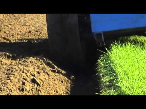 LEMKEN - Plough adjustment with Optiquick