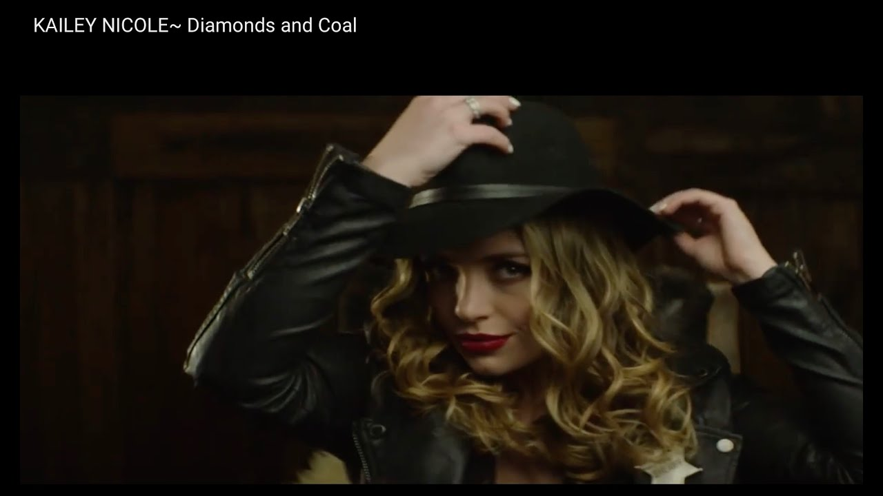 """Kailey Nicole """"Diamonds and Coal"""" (Official Music Video)"""