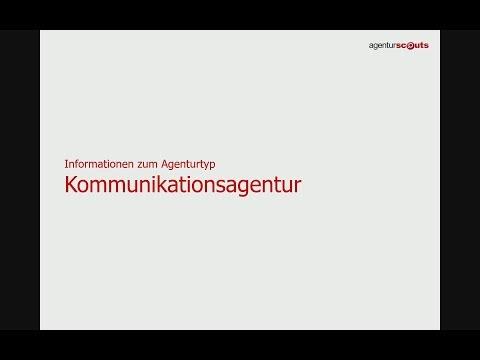 Kommunikationsagentur; Integrierte Marketingkommunikation als One-Stop-Shop.