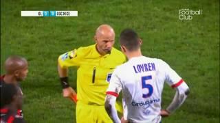 Lyon - OGC Nice (2012-2013)