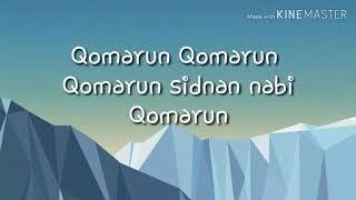 Gambar cover Lirik Lagu-Qomarun (Latin)