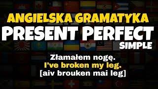 Czas Present Perfect angielska gramatyka