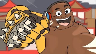 Animation - Who Dat Doomfist (overwatch)