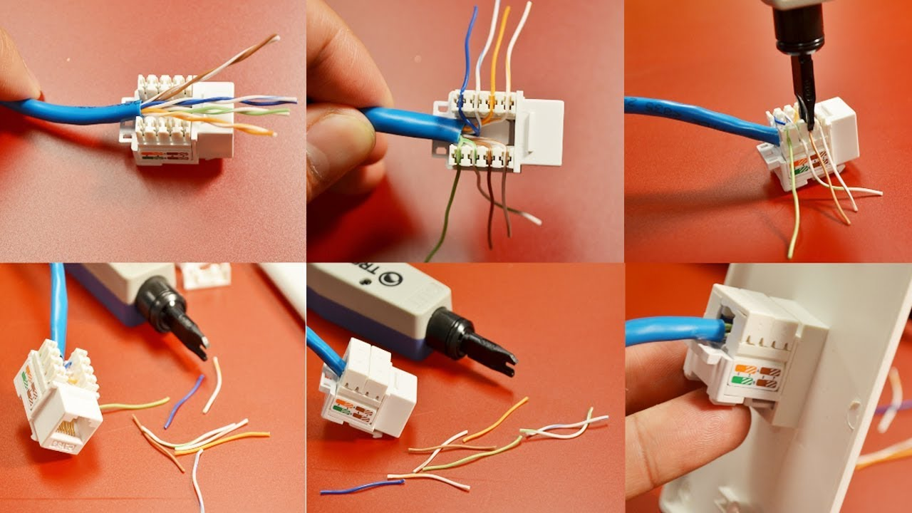 Rj45 Wiring Pictures