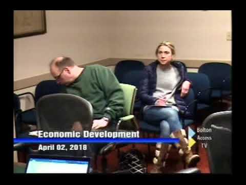Economic Development Committee 02apr18