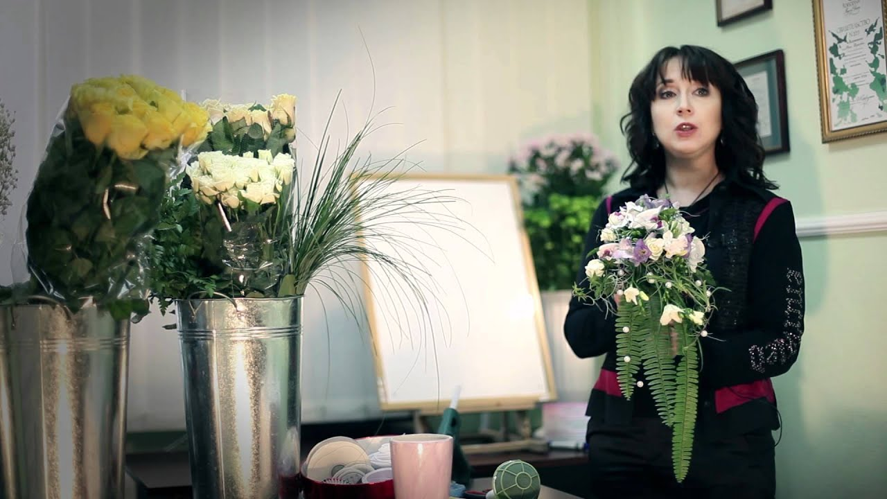 Как сделать букет невесты (свадебный букет) - советы по выбору от Irina Studio