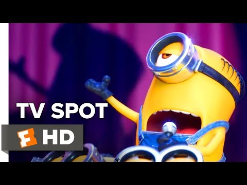 Despicable Me 3 TV Spot - Despicable Me Challenge (2017) | Movieclips Coming Soon