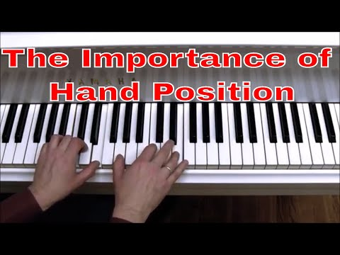 The Importance of Hand Position - MusicOnline UK Podcast Episode 37