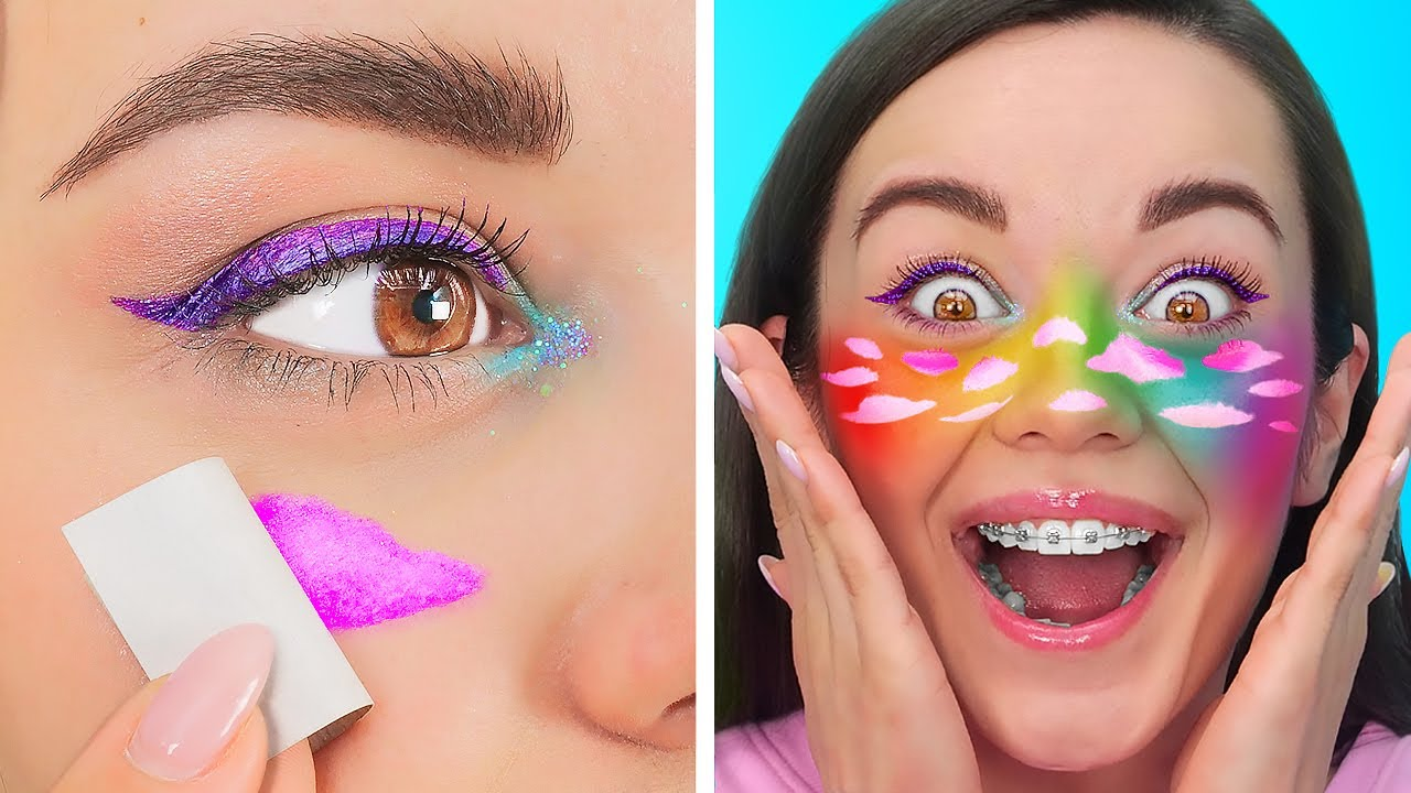 TOP GIRLY HACKS TO SAVE THE DAY || Cool Girly Hacks And Tricks Ideas by 123 GO Like!